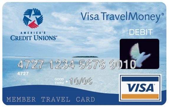 VISA Travel Money Card